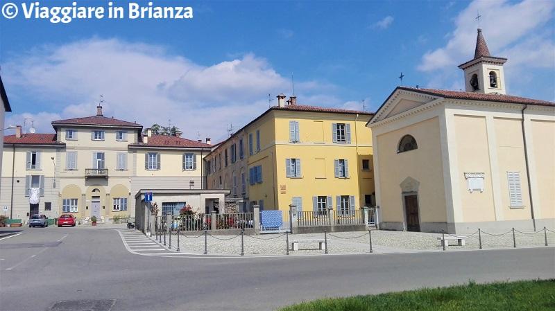 Arcore, il borgo di Bernate