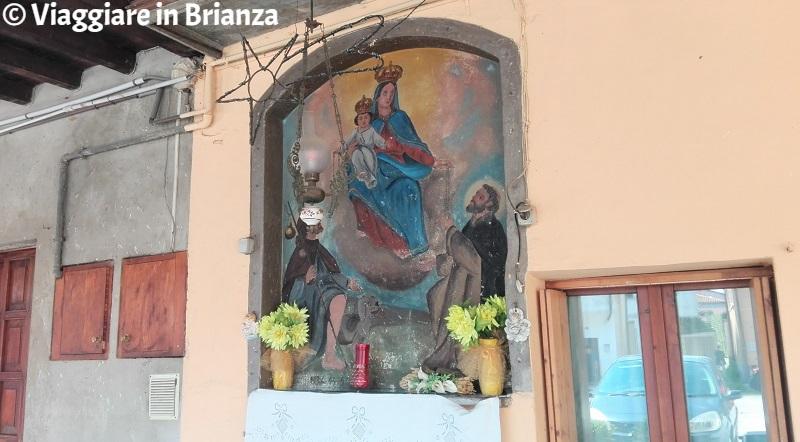 Arcore, la Corte del Camparo a Bernate