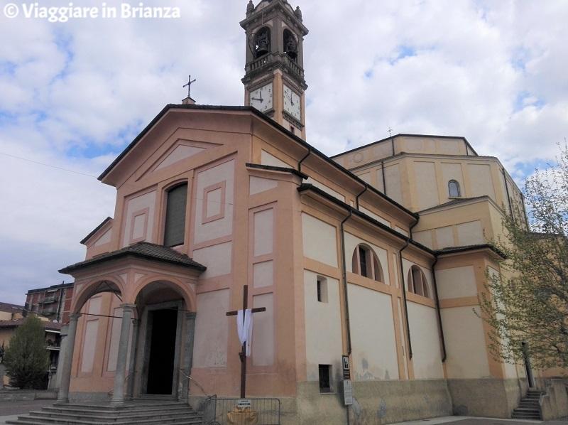 Barlassina, la Chiesa di San Giulio