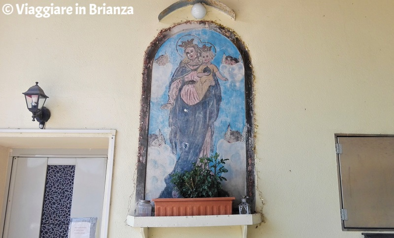 Bernate, la Corte Maria Teresa