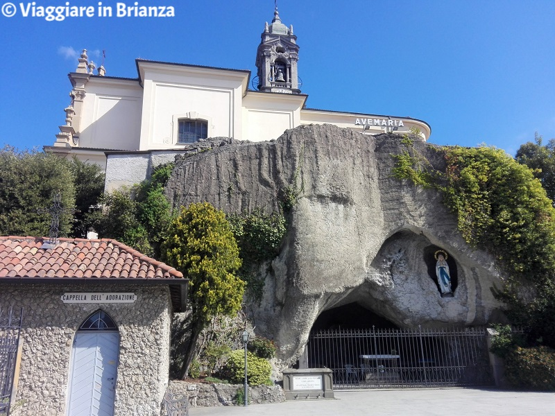 La Cappella dell'Adorazione di Veduggio con Colzano