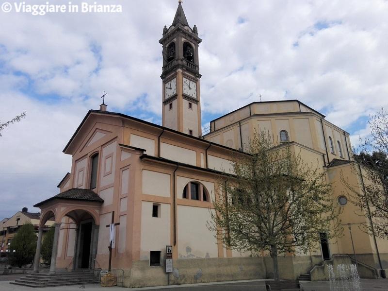 La chiesa di Barlassina