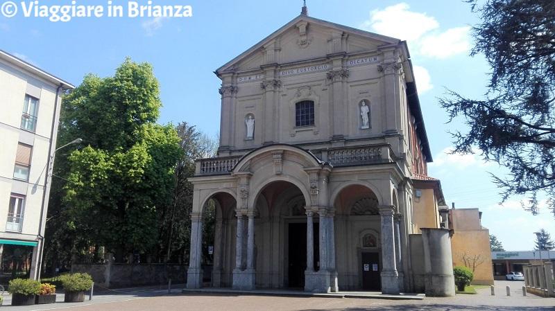 Cosa fare ad Arcore, la Chiesa di Sant'Eustorgio