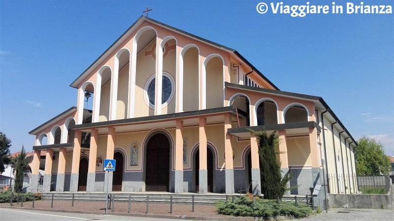 Cosa fare ad Arcore, la Chiesa di Santa Margherita