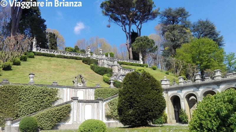 Cosa fare ad Arcore, il giardino di Villa Ravizza
