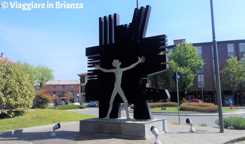Cosa fare ad Arcore, il Monumento ai Caduti