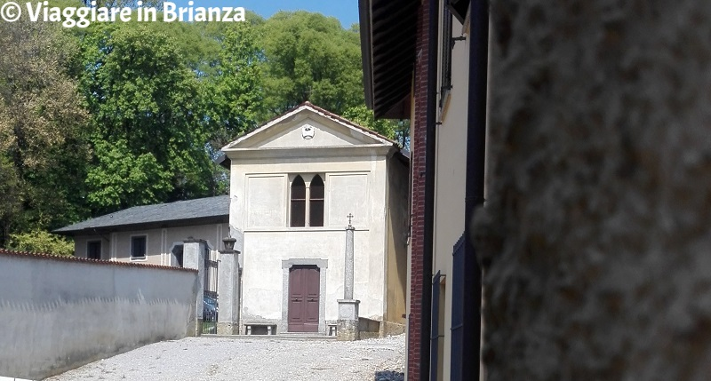 Cosa fare ad Arcore, l'Oratorio della Beata Vergine Addolorata