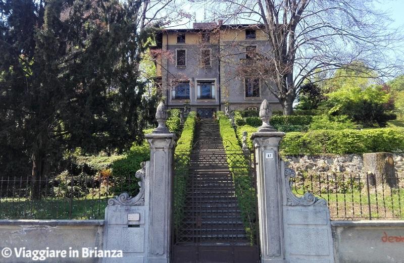 Cosa fare ad Arcore, Villa Arienti