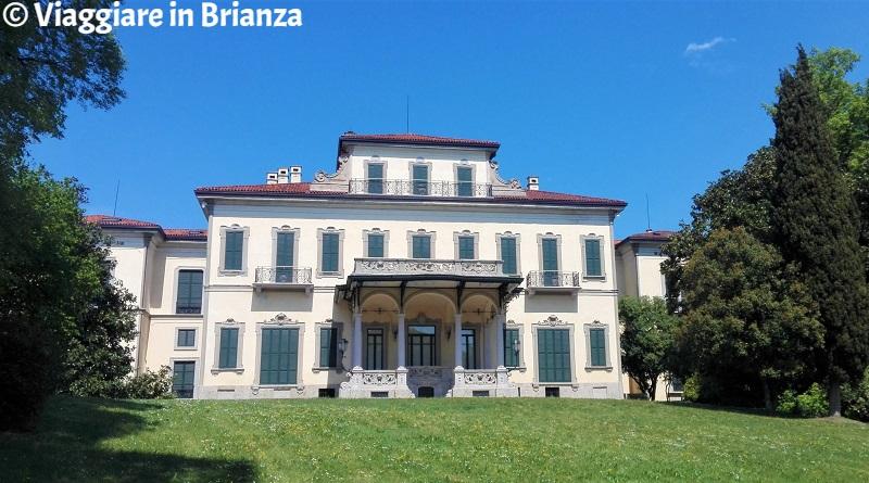 Cosa fare ad Arcore, Villa Borromeo d'Adda