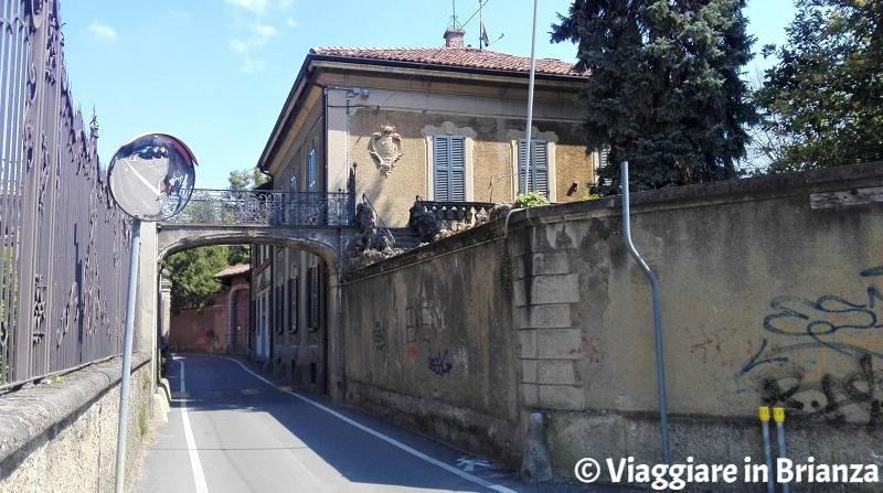 Cosa fare ad Arcore, Villa Ravizza