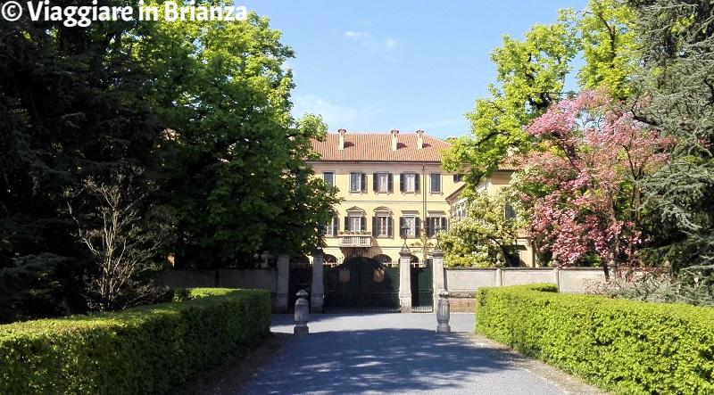 Cosa fare ad Arcore, Villa San Martino