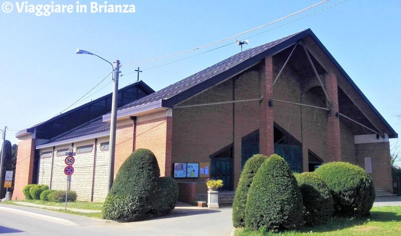Cosa fare a Cantù, la Chiesa di San Carlo Borromeo