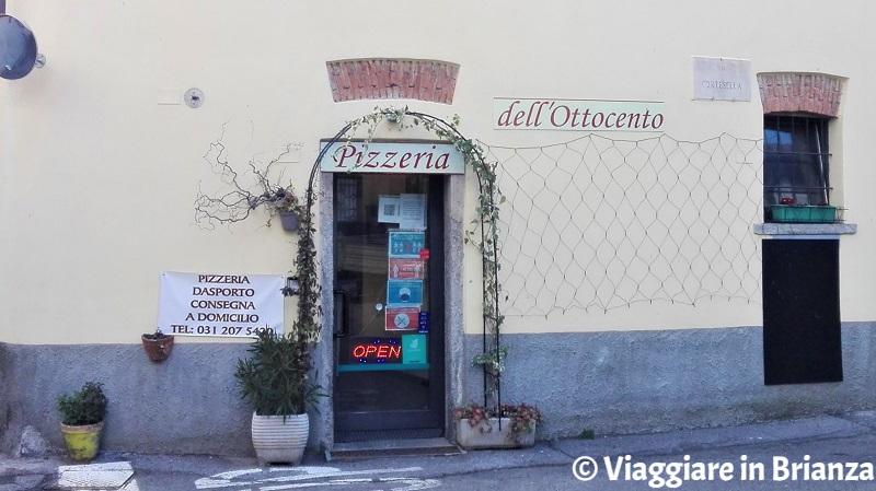 Cosa fare a Capiago Intimiano, la Pizzeria dell'Ottocento