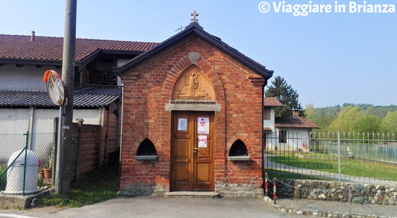 Cosa fare a Inverigo, la Chiesa di San Mauro a Fornacetta