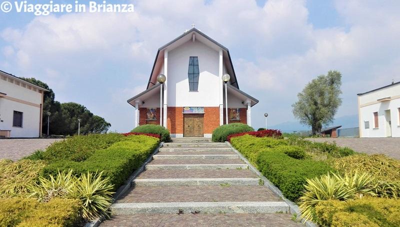 Cosa fare a Nibionno, la Chiesa di San Carlo Borromeo