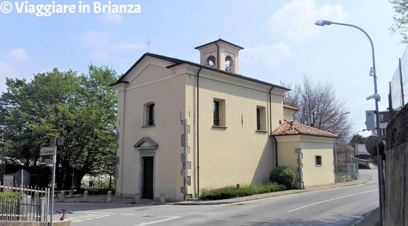 Cosa fare a Nibionno, la Chiesetta di San Carlo Borromeo