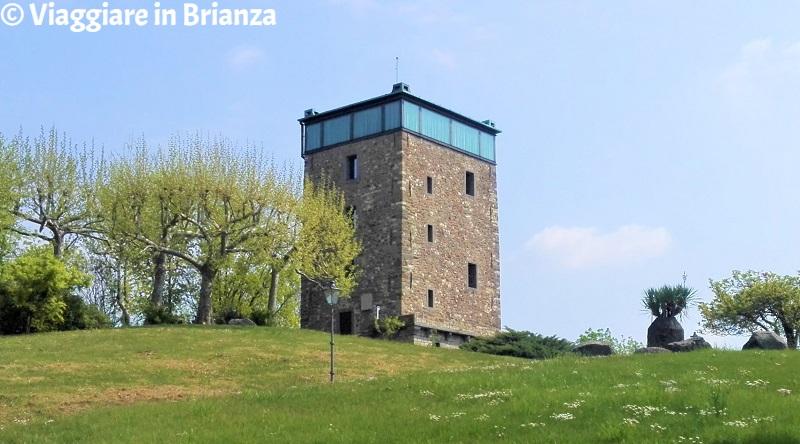 Cosa fare a Nibionno, la Torre di Tabiago