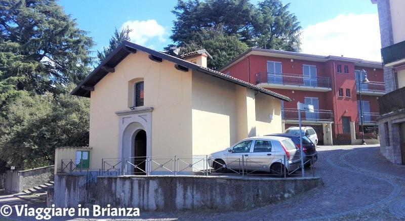 Cosa fare a Veduggio con Colzano, l'Oratorio di San Michele