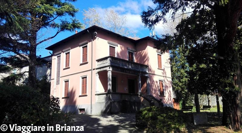 Cosa fare a Veduggio, Villa Puricelli