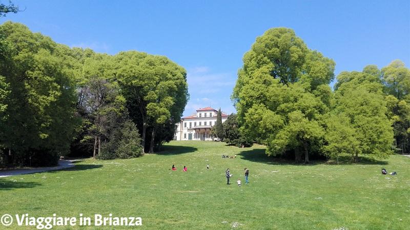 Cosa vedere ad Arcore, il Parco di Villa Borromeo