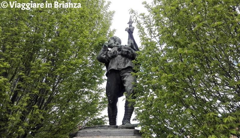 Cosa vedere a Barlassina, il Monumento ai Caduti