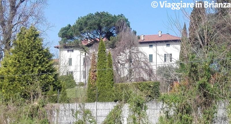 Cosa vedere a Cantù, Villa Orombelli