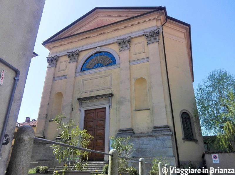 Cosa vedere a Cucciago, il Santuario della Madonna della Neve