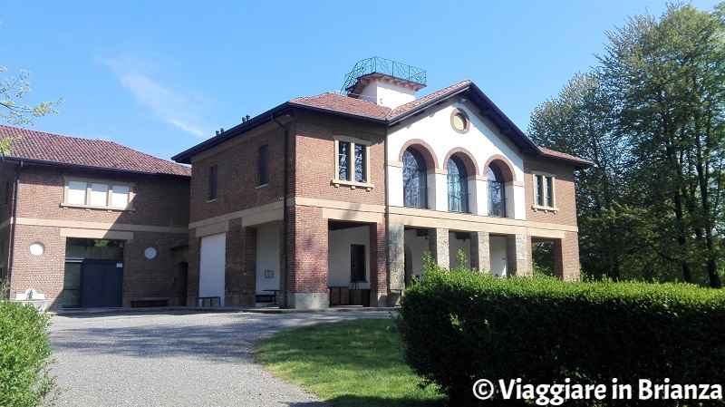 Cosa vedere nel Parco di Monza, Cascina Costa Alta