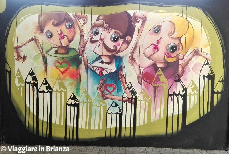 Le marionette della Freccia Azzurra di Gianni Rodari