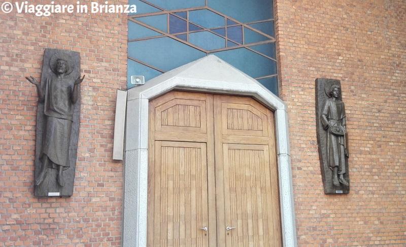 Nibionno, la Chiesa dei Santi Gervaso e Protaso