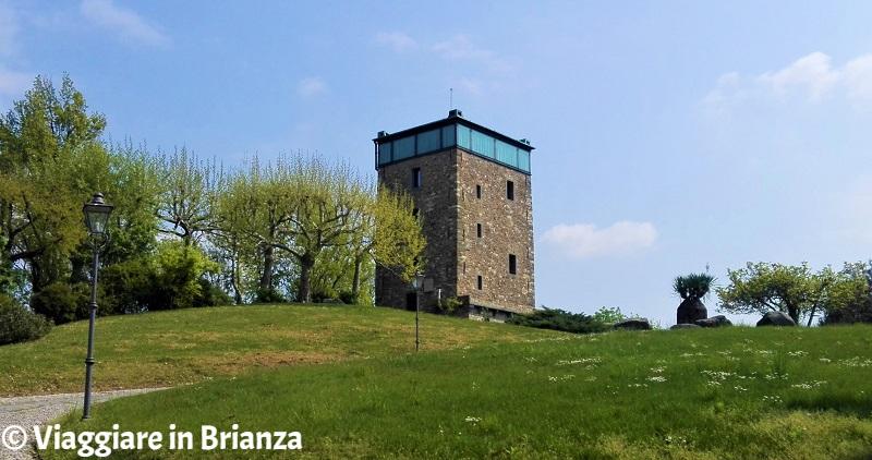 Nibionno, la Torre di Tabiago
