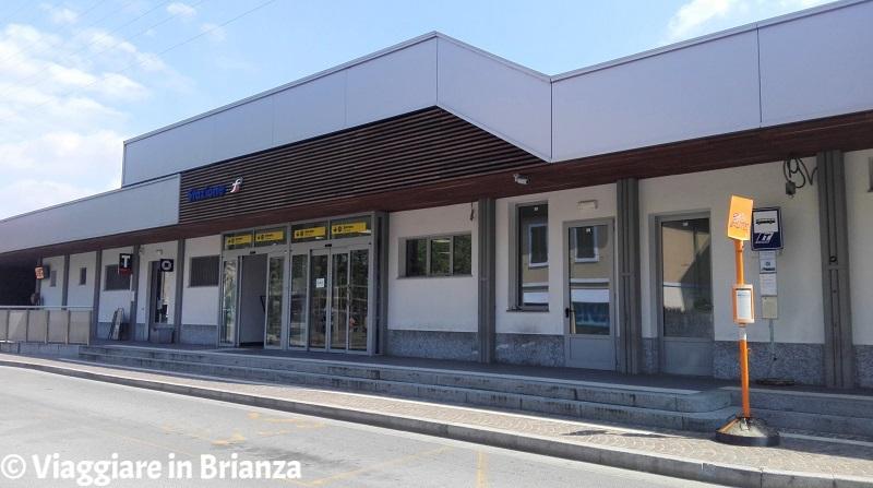 La stazione di Arcore