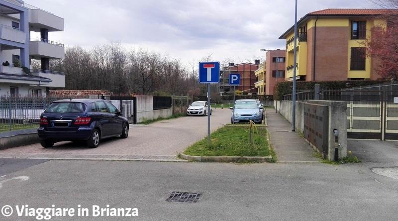 Via Barsanti a Seveso