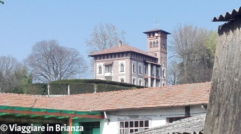 Villa Monterotondo a Cesano Maderno