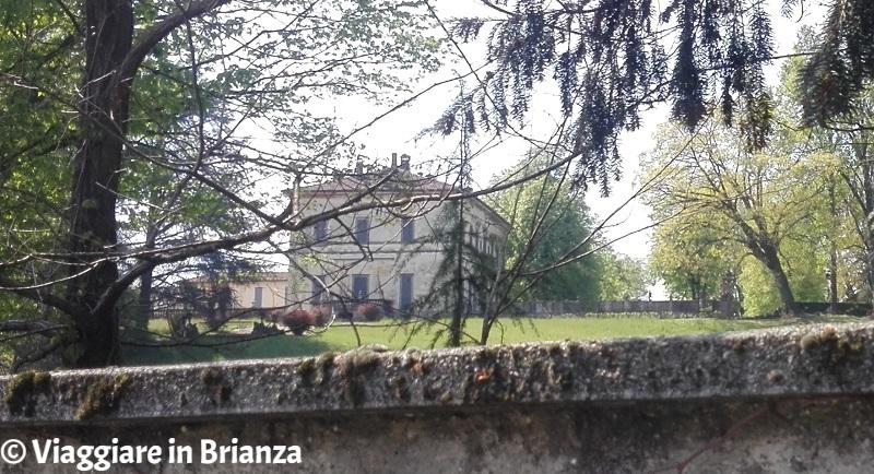 Villa Vittadini La Cazzola ad Arcore