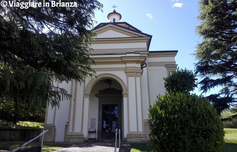 Bulciago, il Santuario della Madonna dell'Avello