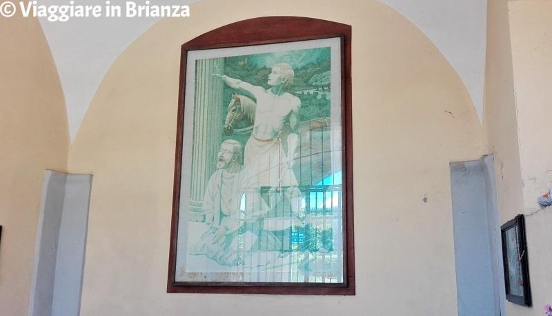 Carimate, il martirio di Sant'Alessandro