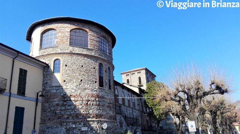 Castelli in Brianza, il castello di Brivio
