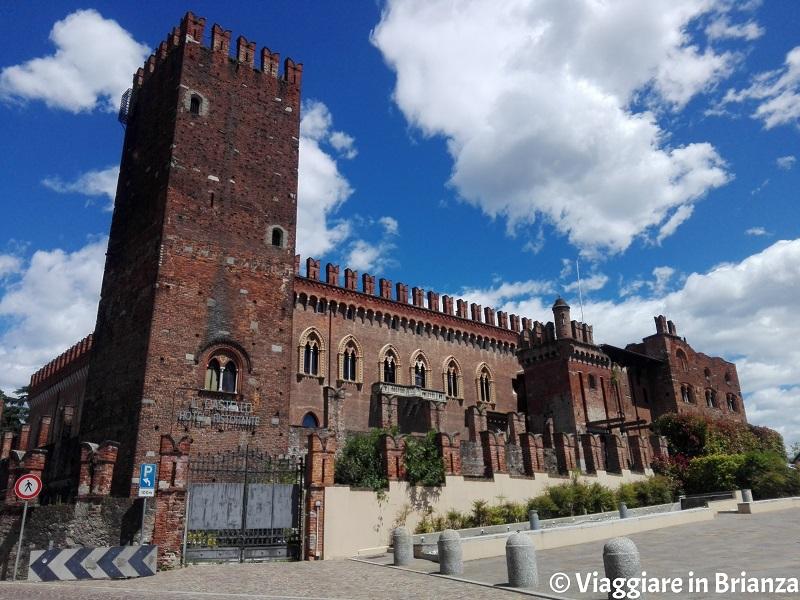 Il castello di Carimate a Como
