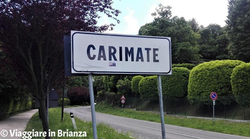 Come arrivare a Carimate in autobus