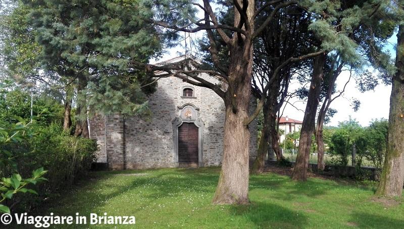 Cosa fare a Bosisio Parini, la Chiesa di Sant'Ambrogio