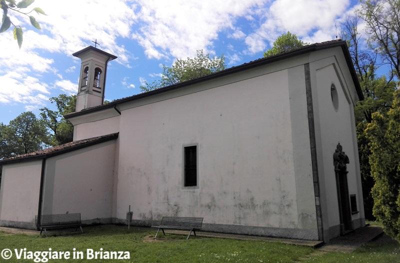 Cosa fare a Bulciago, la Chiesa dei Santi Cosma e Damiano