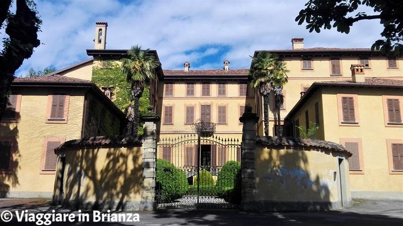 Cosa fare a Bulciago, Villa Taverna