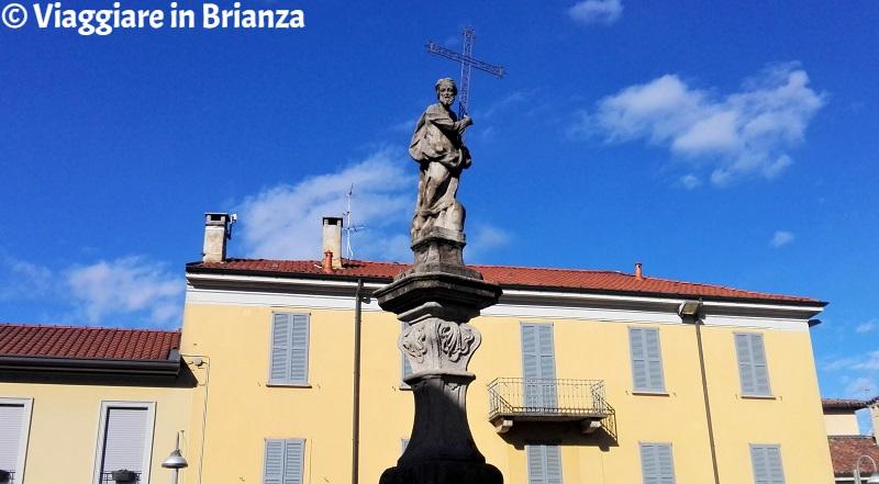 Cosa fare a Carate Brianza, il Monumento di Sant'Anatolone