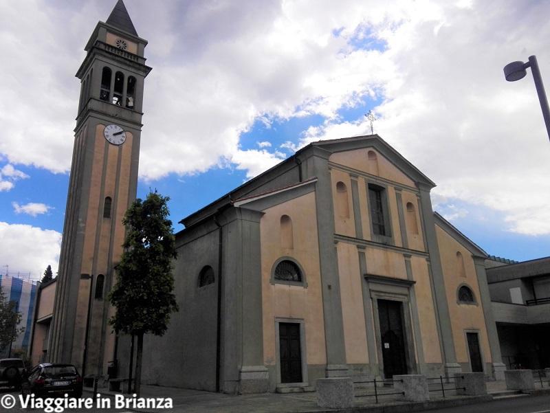 Cosa fare a Carimate, la Chiesa della Beata Vergine Assunta