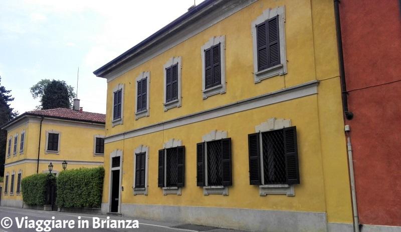 Cosa fare a Casatenovo, Villa Mapelli Mozzi
