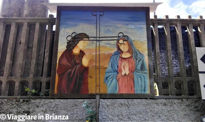 Cosa fare a Cucciago, la Pietà di Federica Petese