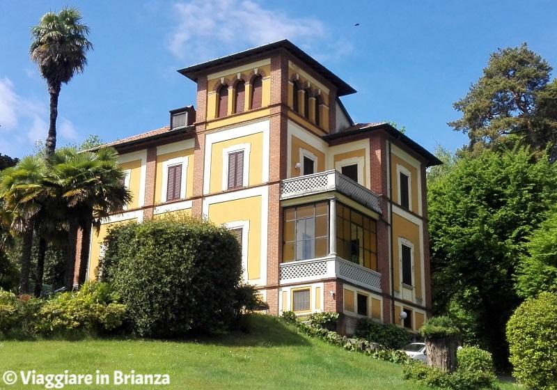 Cosa fare a Cucciago, Villa Erminia