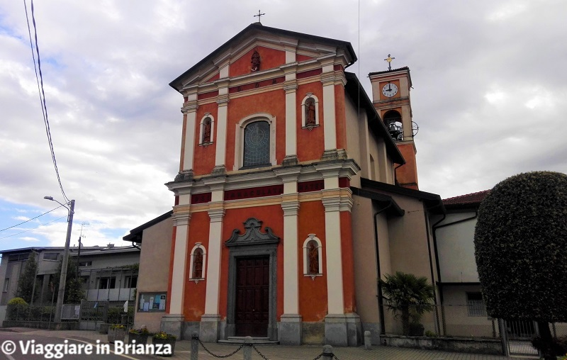Cosa fare a Fino Mornasco, la Chiesa di Santa Maria Immacolata