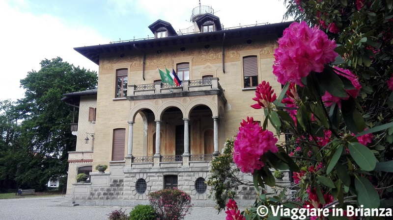 Cosa fare a Fino Mornasco, Villa Mambretti